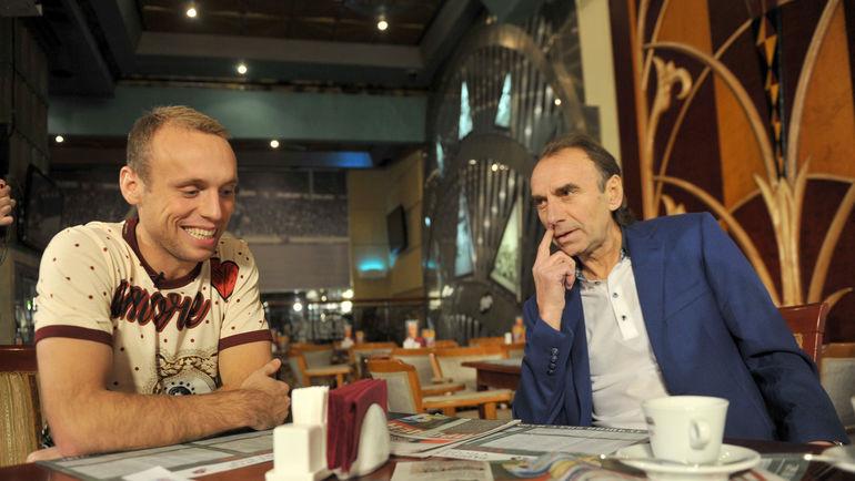 Денис и Валерий Глушаковы