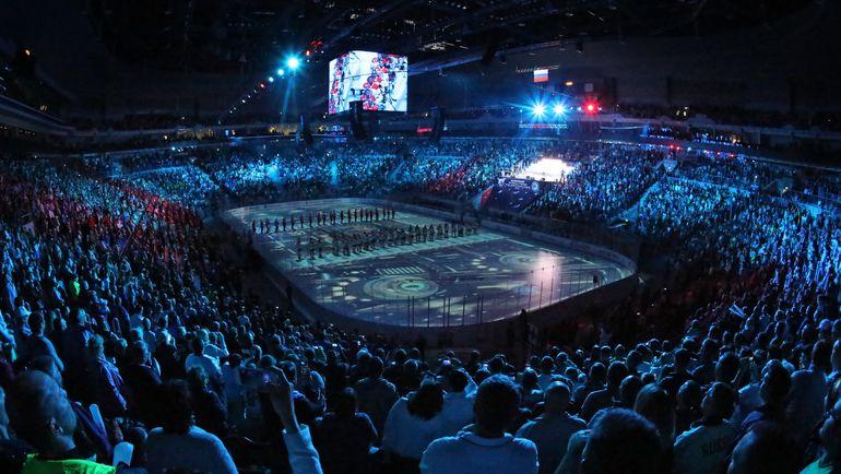 Хоккей в России - не шоу? Фото photo.khl.ru