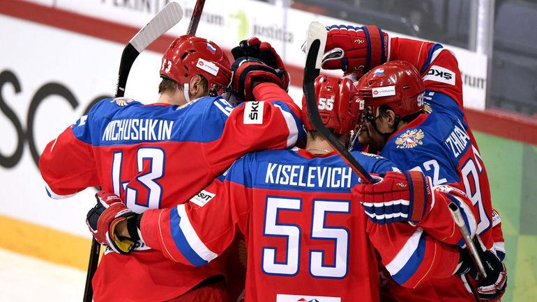 Сборная России начала Кубок Карьяла с победы над Финляндией (Видео)