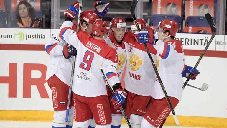 Сборная России обыграла Чехию и стала победителем Кубка Карьяла (Видео)