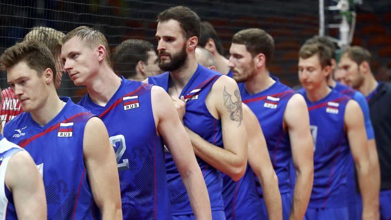 Сборная России может обрести тренера-иностранца. Фото AFP
