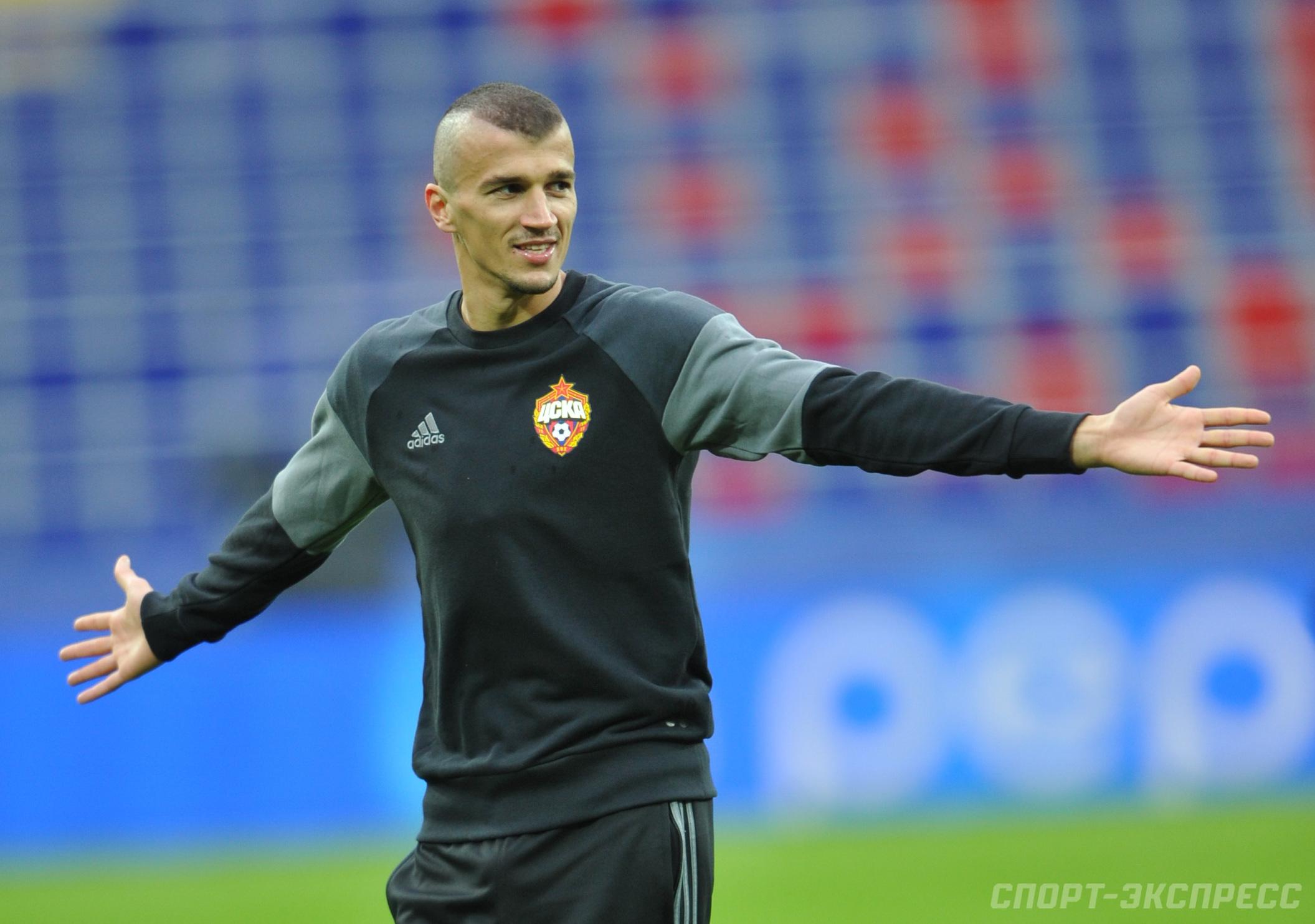 УЕФА примет решение о дисквалификации Еременко в ноябре