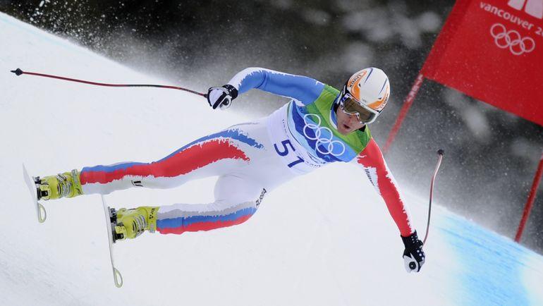 Александр ХОРОШИЛОВ. Фото AFP
