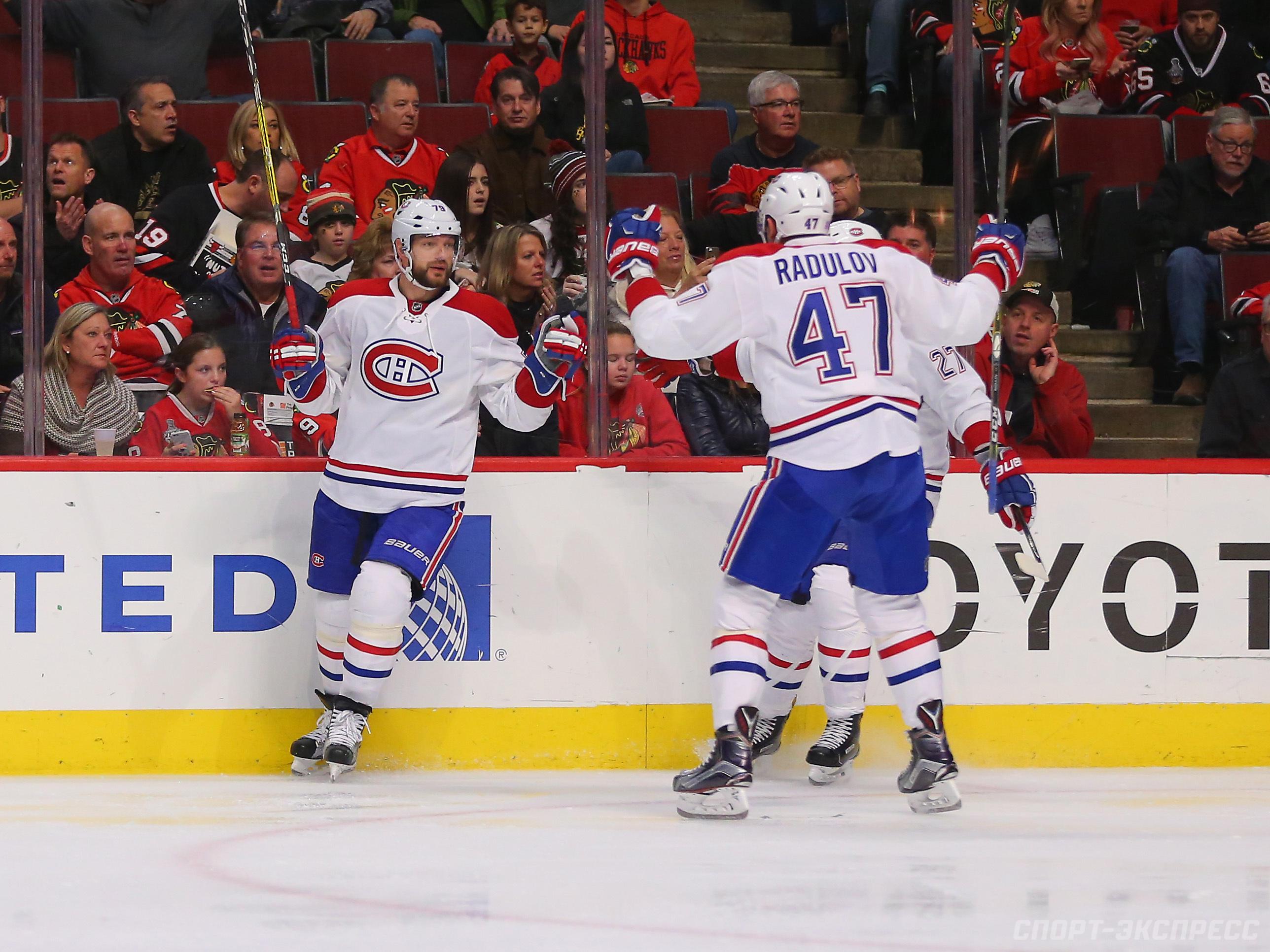 Сможет ли Монреаль обыграть Вашингтон На что делать ставки на НХЛ 1 Ноября 2018