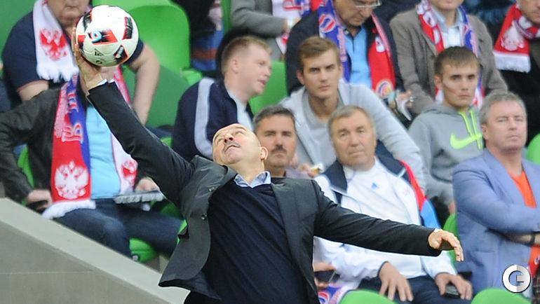 Станислав ЧЕРЧЕСОВ принял сборную после Euro-2016.