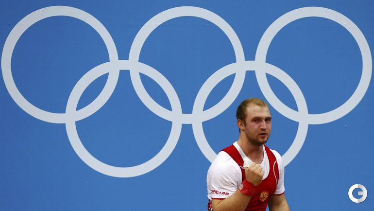 Александр ИВАНОВ, тяжелая атлетика. Место - 2-е (Лондон-2012). Препарат - туринабол, тамоксифен. Фото REUTERS