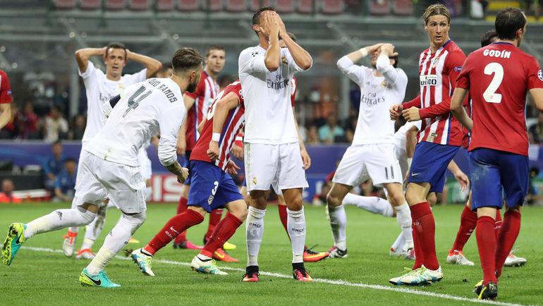 Атлетико Мадрид— Реал Мадрид. Бесплатный прогноз наматч 19.11.2016
