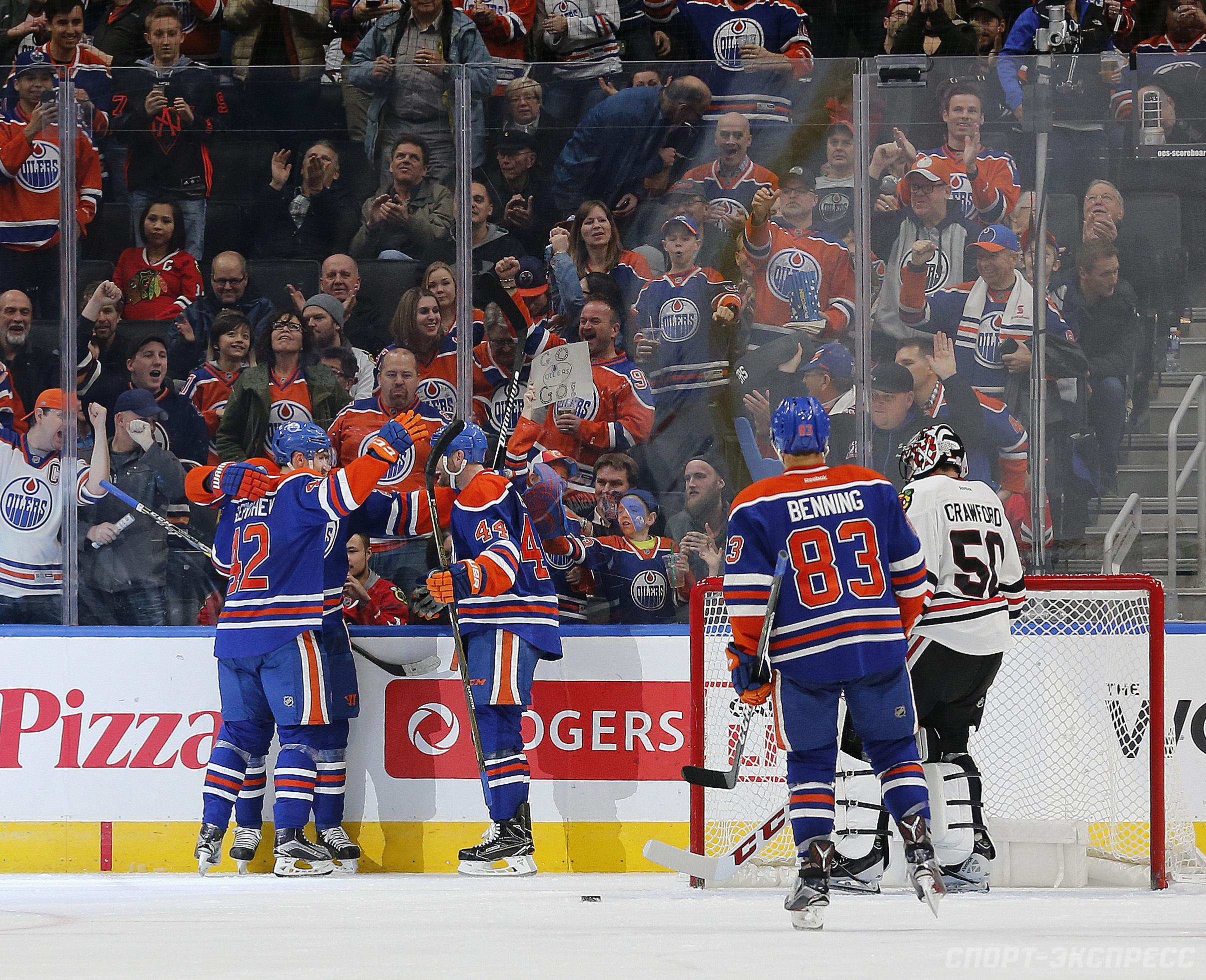 Сможет ли Эдмонтон обыграть Анахайм На что делать ставки на НХЛ 4 Января 2018