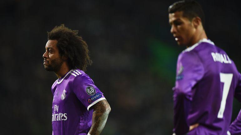 Чемпионат Испании. «Реал» победил «Спортинг» благодаря дублю Роналду