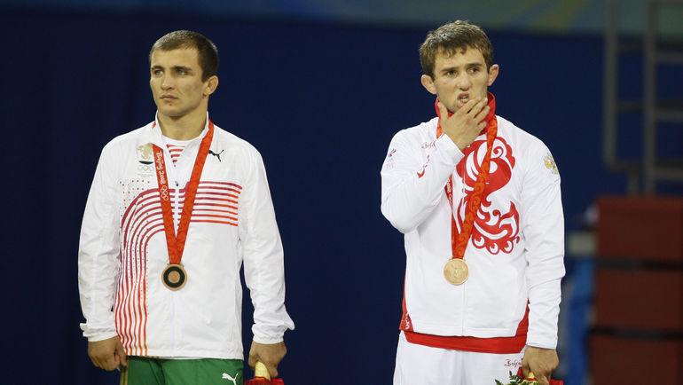 Бесик КУДУХОВ (справа). Фото Александр ВИЛЬФ