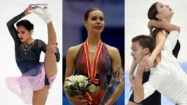 Медведева, Погорилая, Боброва/Соловьев. Россияне в финале