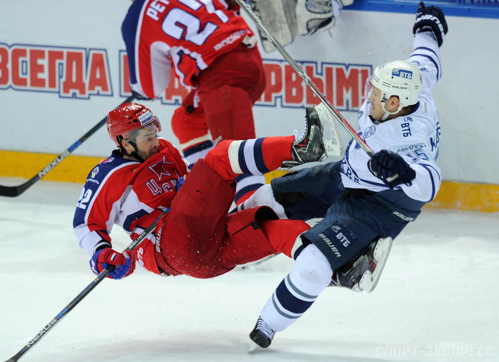 Заслуженный мастер спорта Александр Юдин: Армейцам надо беречь Дацюка и охранять Хоккей. КХЛ
