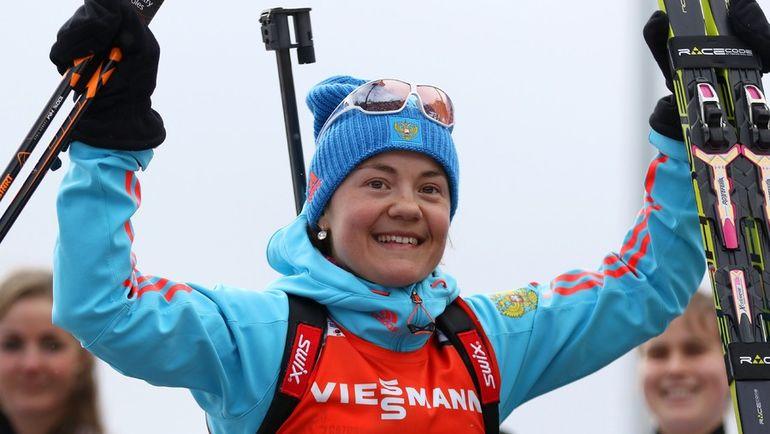 Екатерина ЮРЛОВА. Фото AFP