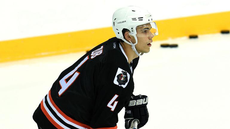 Хабаровский «Амур» отправил впитерский СКА Артёма Зуба