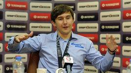 Сергей Карякин посетил редакцию