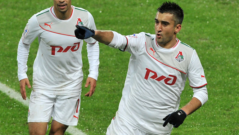 Самедов подпишет контракт со «Спартаком» на два с половиной года