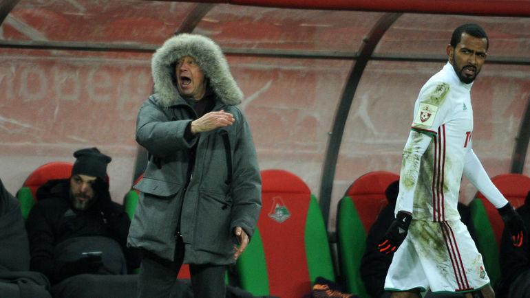 Локомотив без Самедова: два матча, две победы