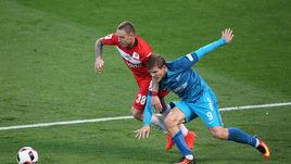 РФПЛ-2016/17. Итоги первой части сезона