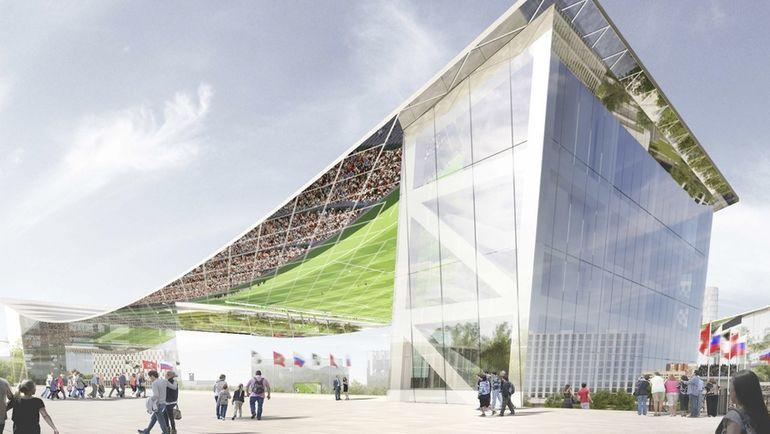 Реконструкция стадиона «Торпедо» начнётся в2019—2020 годах