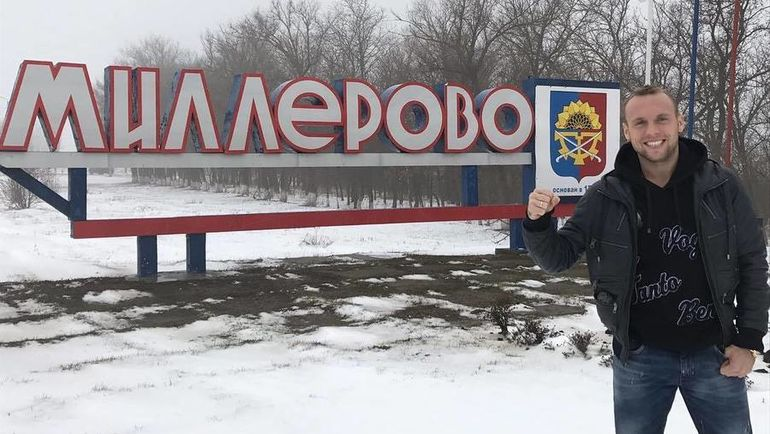 Денис Глушаков: Проведу отпуск дома с семьей