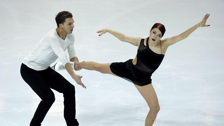 Дмитрий СОЛОВЬЕВ и Екатерина БОБРОВА. Фото REUTERS