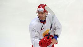 Улыбка Ковальчука в сборной