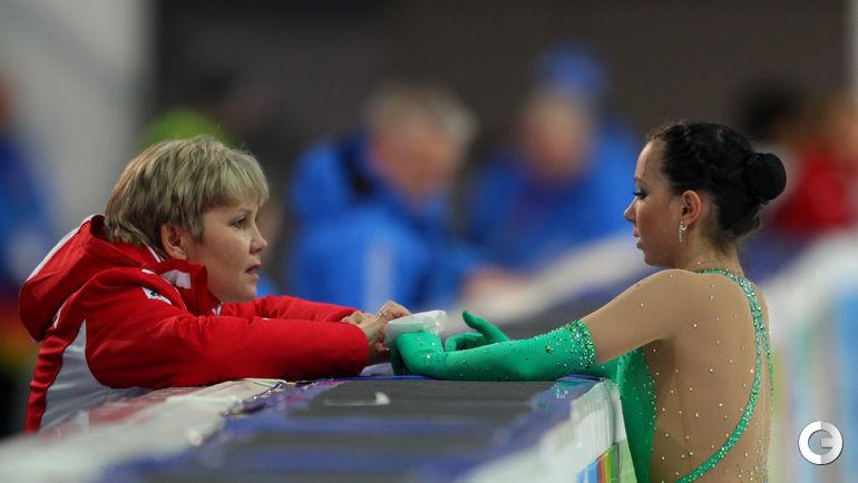 2012 год. Елизавета ТУКТАМЫШЕВА (справа) и Светлана ВЕРЕТЕННИКОВА.. Фото Андрей ГОЛОВАНОВ и Сергей КИВРИН