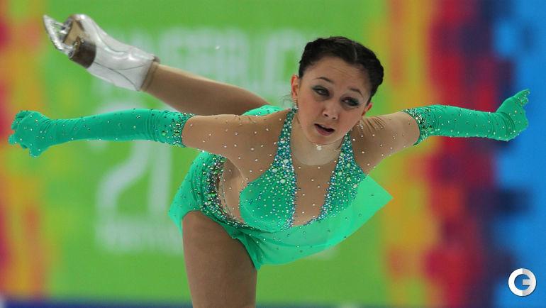 2012 год. Елизавета ТУКТАМЫШЕВА. Фото Андрей ГОЛОВАНОВ и Сергей КИВРИН