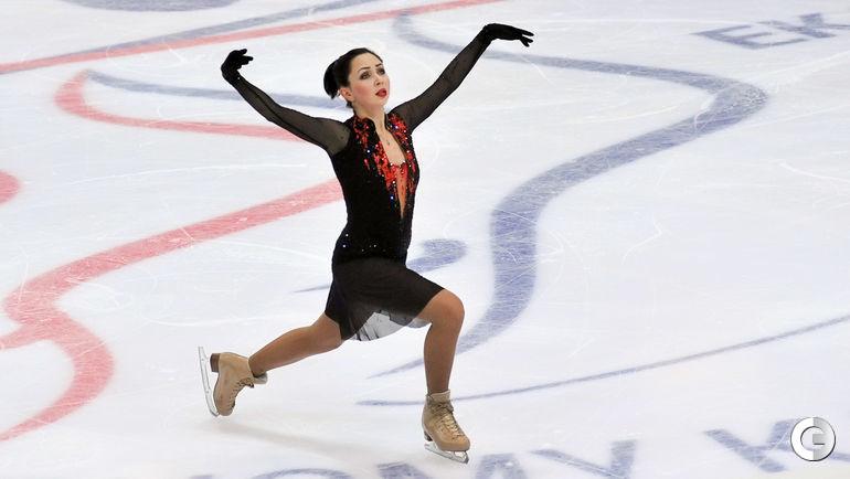 2015 год. Елизавета ТУКТАМЫШЕВА.