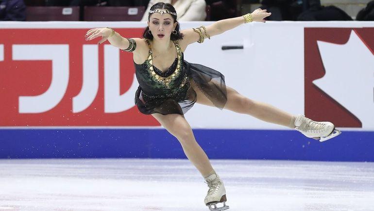 2016 год. Елизавета ТУКТАМЫШЕВА. Фото AFP