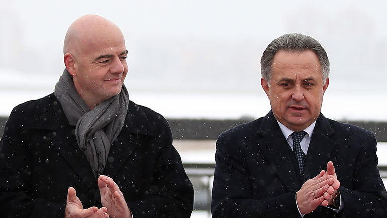 Виталий Мутко объявил оневозможности отобрать у Российской Федерации ЧМ