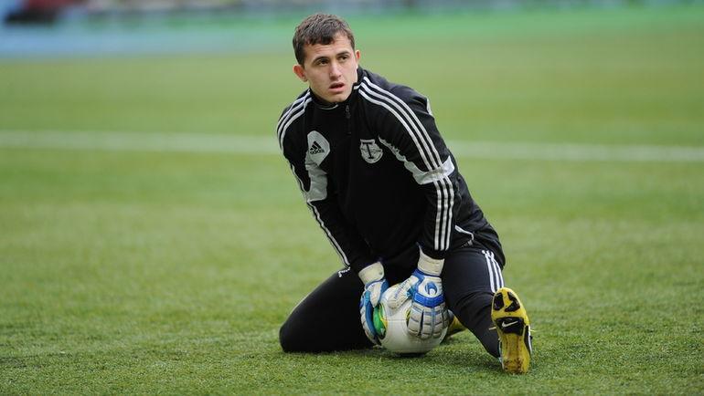 Вратарь Андрей Лунев прошел медосмотр в«Зените»