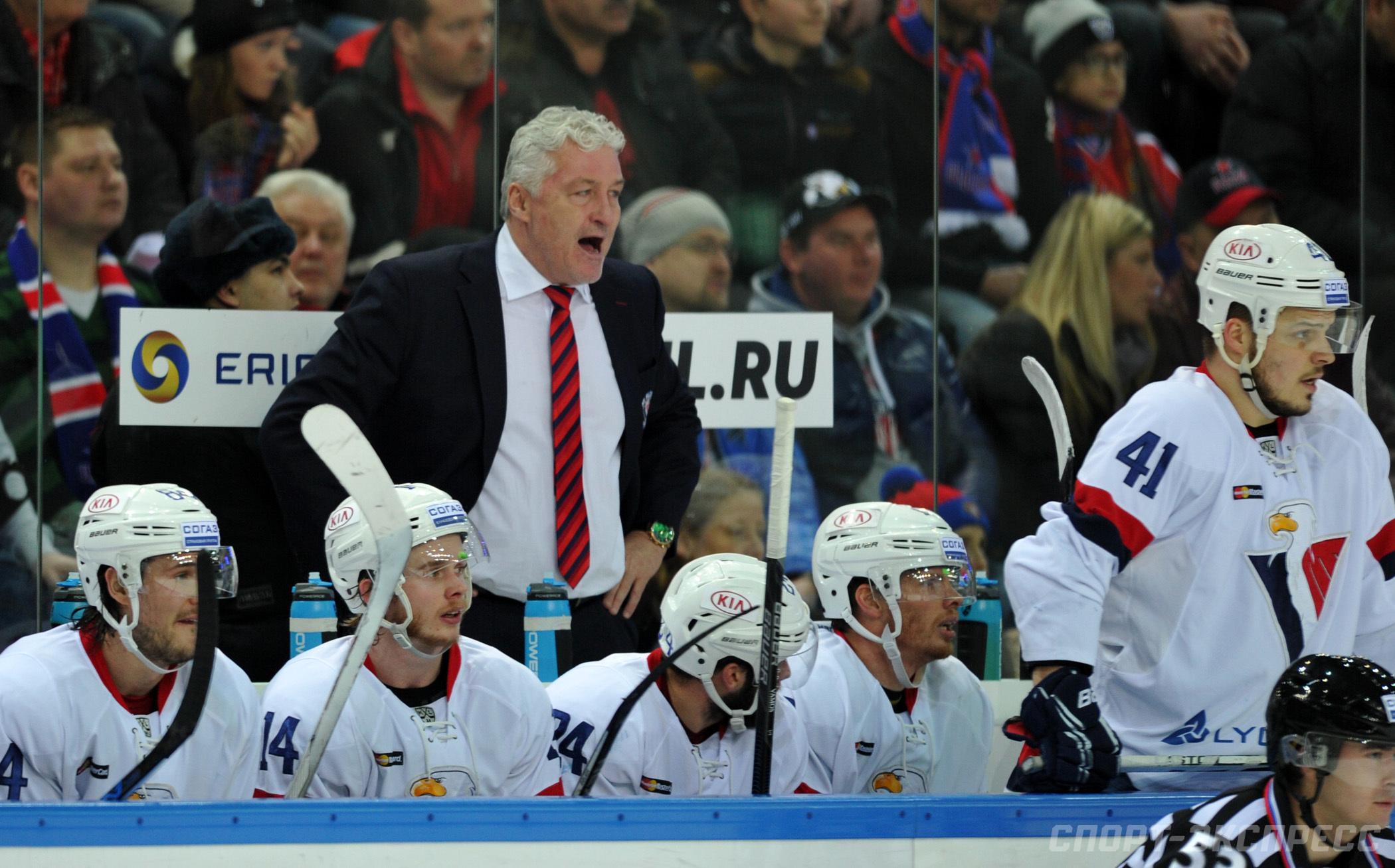 Главный тренер Слована Милош Ржига: Если вы настроитесь только на СКА, а потом проиграете десять матчей — кому это нужно Хоккей. КХЛ