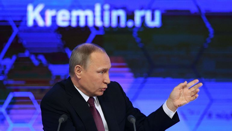 Путин: Родченков таскал в РФ всякую мерзость