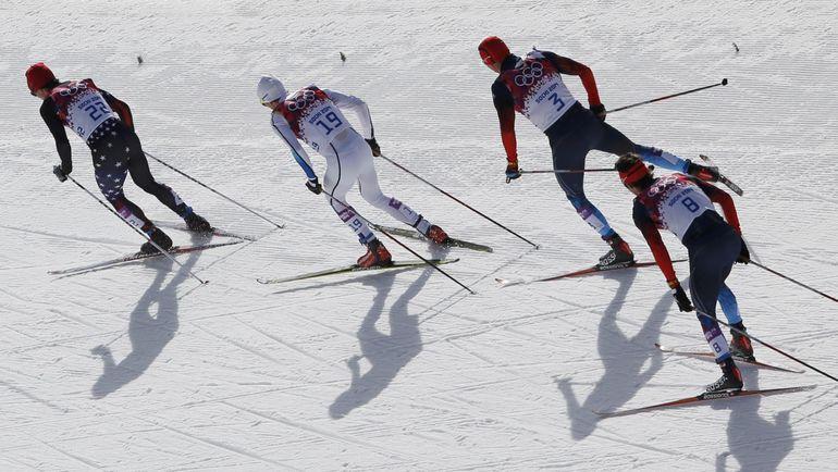 Российские лыжники - в том числе под подозрением после Сочи. Фото REUTERS