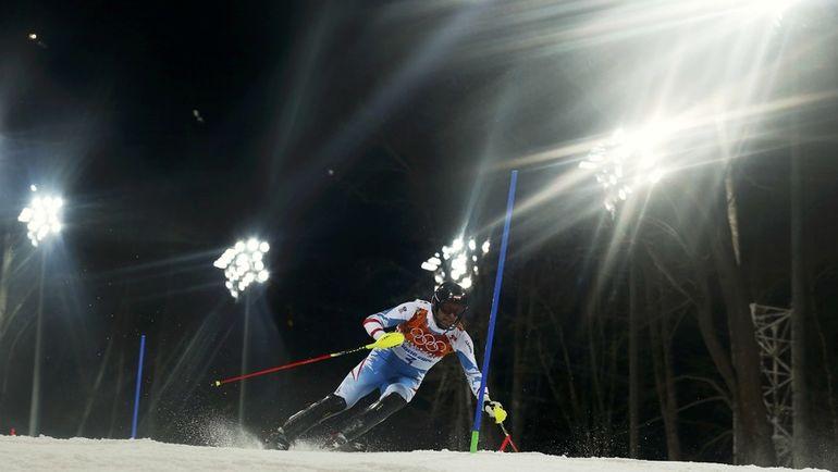 В горных лыжах россияне успехами похвастаться не могут. Фото REUTERS