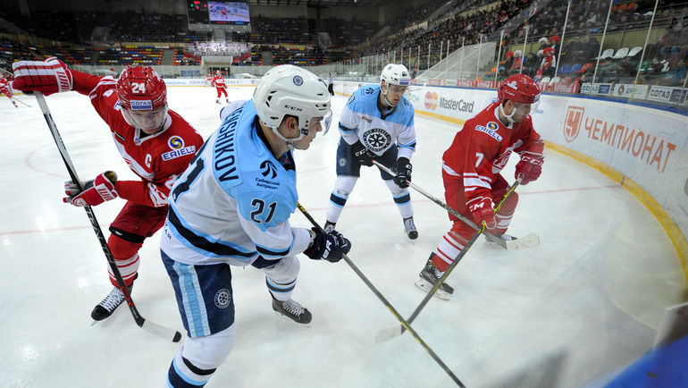 Меньшиков перейдёт из«Сибири» в«Авангард», однако несыграет сминским «Динамо»