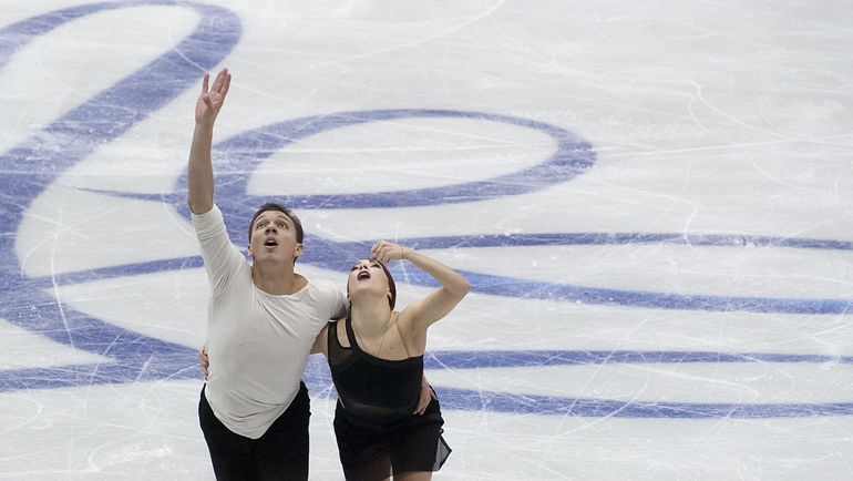 Екатерина БОБРОВА и Дмитрий СОЛОВЬЕВ. Фото Ксения НУРТДИНОВА