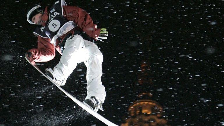 Этап Кубка мира по сноуборду в дисциплине big air в Москве - все, что может остаться у России в этом зимнем сезоне. Фото REUTERS