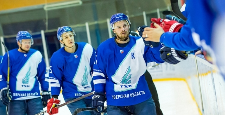 Георгий БЕРДЮКОВ (слева). Фото ТХК