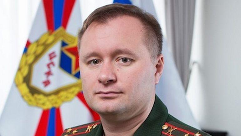Михаил БАРЫШЕВ. Фото ЦСКА