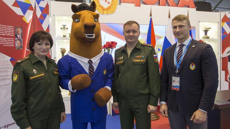 ЦСКА на подъеме. Михаил Барышев готовит Всемирные армейские игры