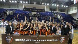 УГМК завоевал Кубок России в 8-й раз
