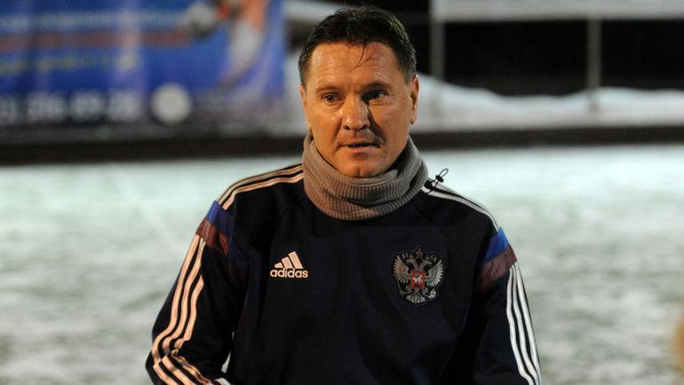 Дмитрий Аленичев: Ездил на стажировку в «Милан»