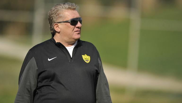 Галлиани провел переговоры сагентом Луиса Адриано опереходе в«Спартак»