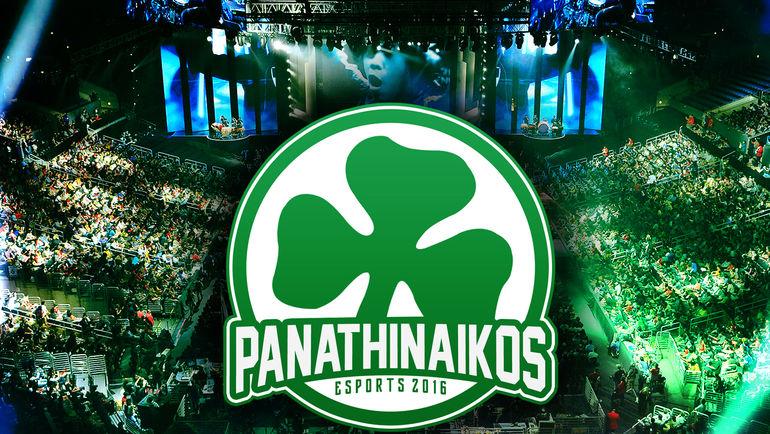 ФК «Панатинаикос» открыл киберспортивное подразделение