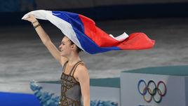 Как Сотникова стала чемпионкой Сочи