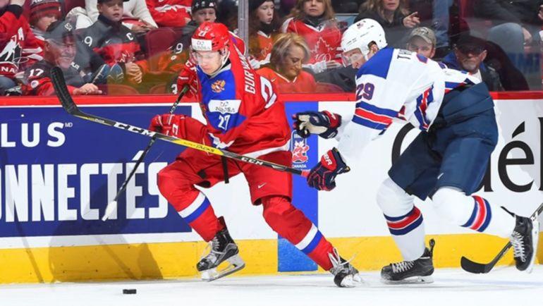 Россия уступила США в полуфинале МЧМ по хоккею (Видео)