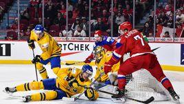 Швеция - Россия: бронзовый матч