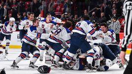США - Канада: чемпионы мира - по буллитам